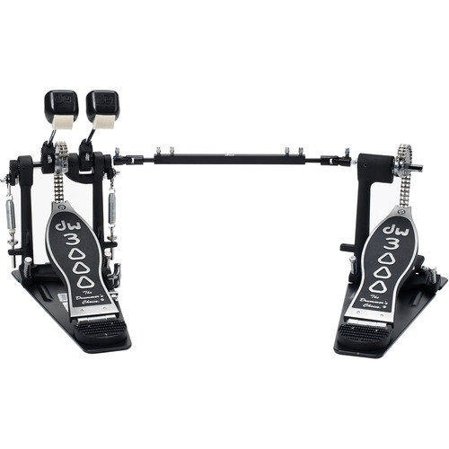 DW DRUMS DWCP3002L 3000 Series Double Pedal (Left-Footed)
