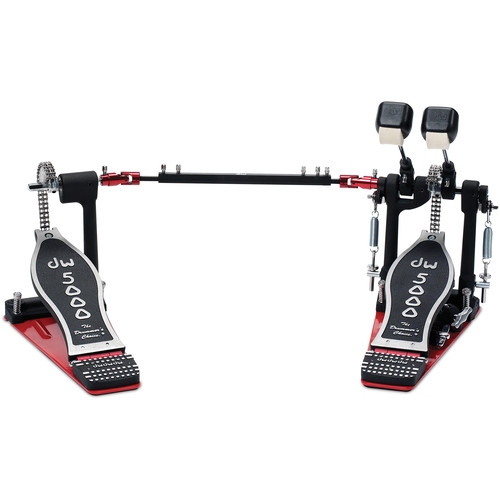 DW DRUMS Delta III Turbo DWCP5002TD4 Double Bass-Drum Pedal