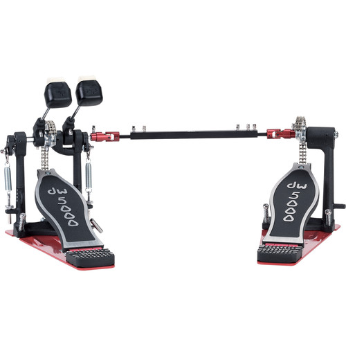 DW DRUMS Delta III Turbo DWCP5002TDL3 Double Bass-Drum Pedal (Lefty)