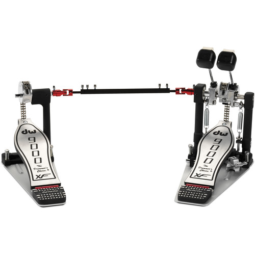 DW DRUMS DWC9002XF Double-Bass Kick Pedal with Extended Footboard
