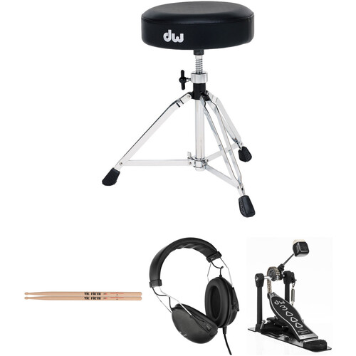 DW DRUMS Electronic Drum Essentials Kit (Pro Edition)
