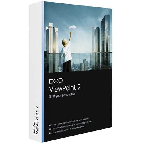 DxO ViewPoint 2