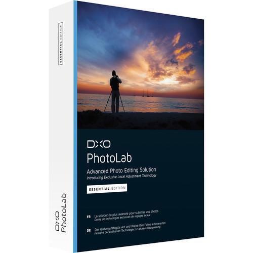 DxO PhotoLab Essential Edition (DVD)