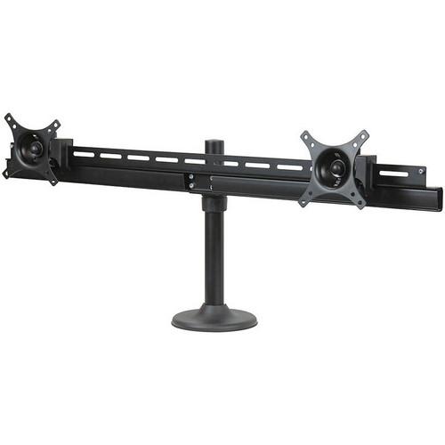 Dyconn DE9E2S-G Echo Duplex T-Bar Grommet Monitor Mount