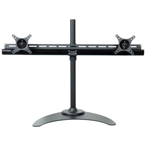 Dyconn DE9E2S-S Dual TV / Monitor Desk Mount Stand