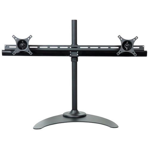 Dyconn DE9E2S-S Dual TV / Monitor Desk Mount Stand