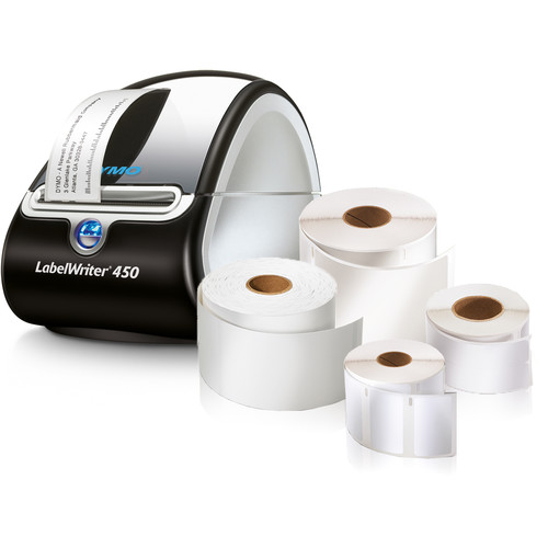 Dymo LabelWriter 450 Value Pack
