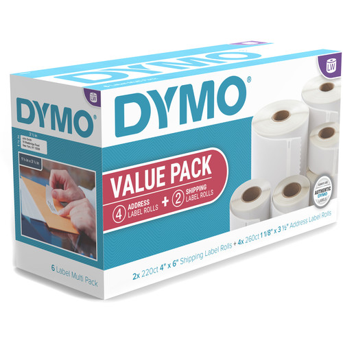 Dymo LabelWriter Value Pack