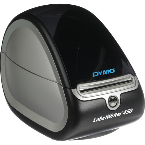 Dymo LabelWriter 450 USB Label Printer with Diskette and Paint Labels Kit