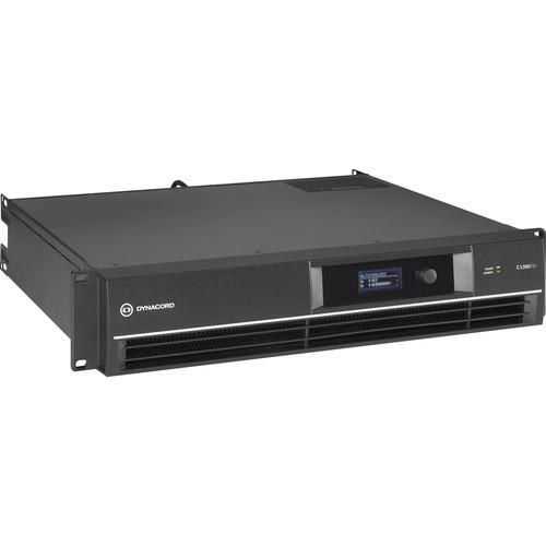 Dynacord C1300FDi C-Series FIR Drive Power Amplifier 1300W