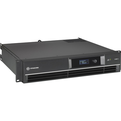 Dynacord C2800FDi C-Series FIR-Drive Power Amplifier 2800W