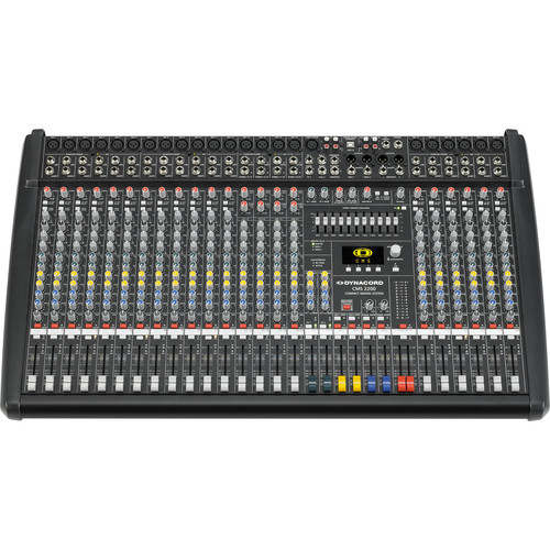 Dynacord CMS III 22-Channel Power Mixer