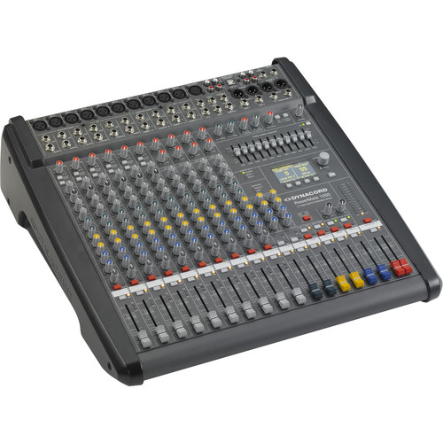 Dynacord PowerMate3 10-Channel Powered Mixer