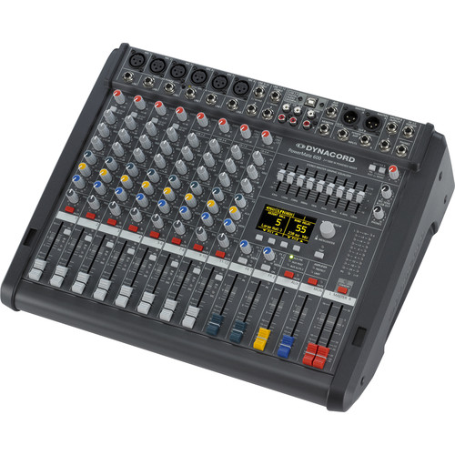 Dynacord PowerMate3 8-Channel Powered Mixer