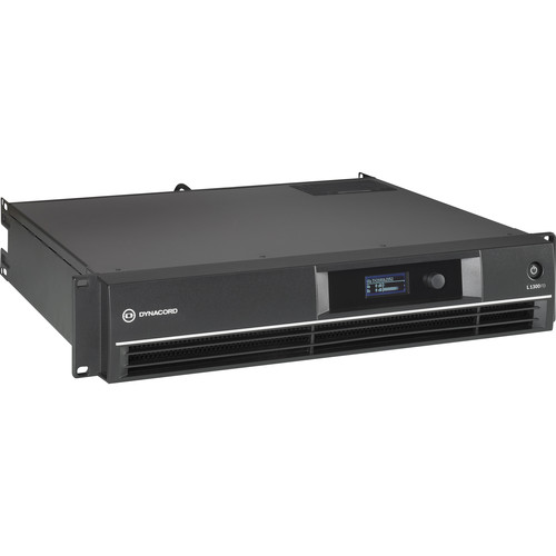 Dynacord L1300FD L-Series FIR-Drive Power Amplifier 1300W