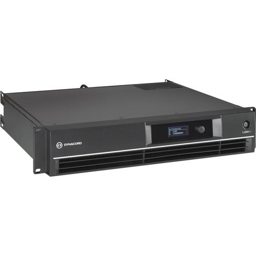 Dynacord L2800FD L-Series FIR-Drive Power Amplifier 2800W