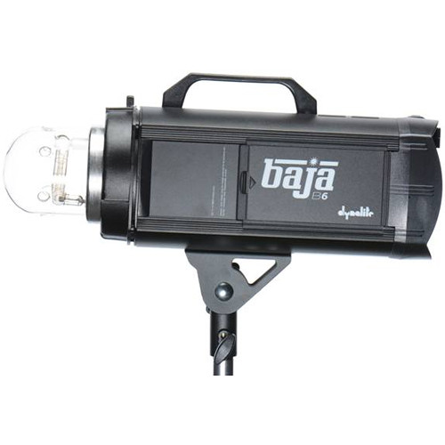Dynalite Baja B6 Battery-Powered Monolight
