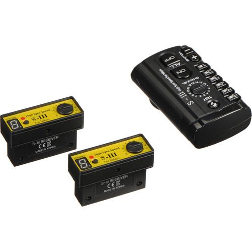Dynalite HSS Wireless Transmitter Kit for Nikon