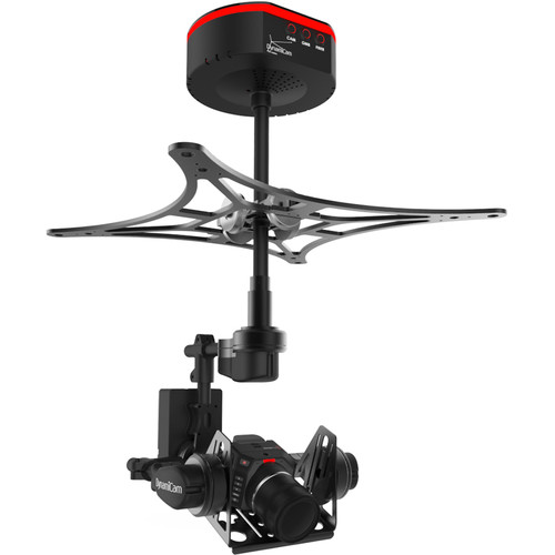 DynamiCam 3-Axis Gimbal Stabilized Head