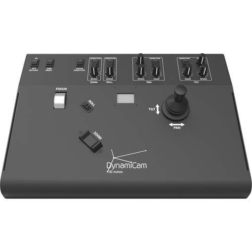 DynamiCam Control Console for Camera and Gimbal