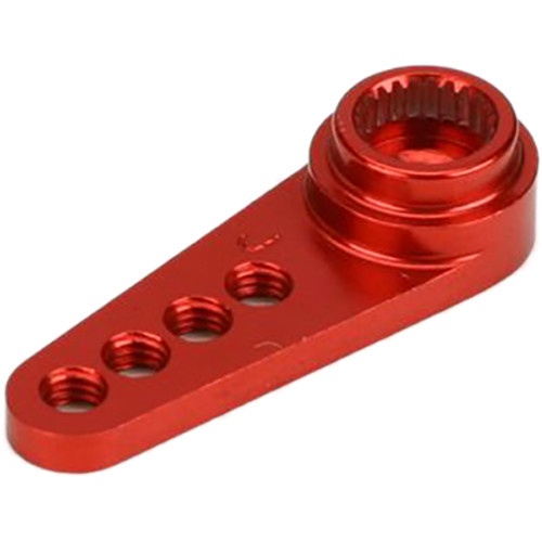 Dynamite 1/2 Machined Aluminum Servo Arm (J/A Red)