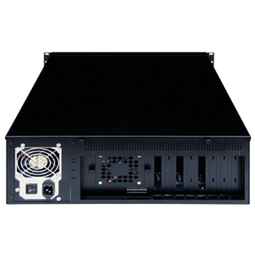 Dynapower USA Netstor 4U Rack Mount Expansion Chassis with 1350W Redundant Power Supply