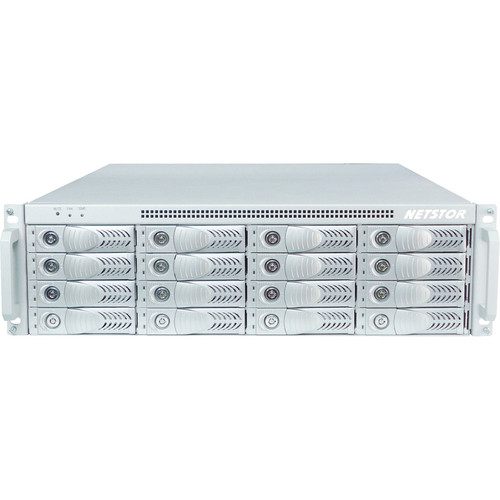 Dynapower USA Netstor NA333TB 3U 16-Bay Thunderbolt 2 Storage and PCIe Expansion