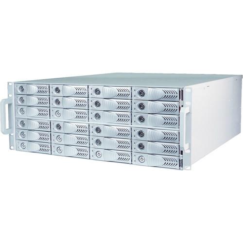 Dynapower USA NA381TB 24-Bay 4U Thunderbolt 2 PCIe Expansion Enclosure (Turbo Box)