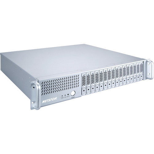 Dynapower USA Netstor 16-Bay Thunderbolt 2 Expansion Chassis with PCIe Slots and SAS/SATA Drive Bays