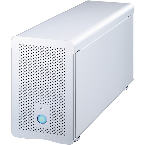 Dynapower USA NA211TB-LD Netstor Thunderbolt 2 Storage and PCIe Expansion Enclosure