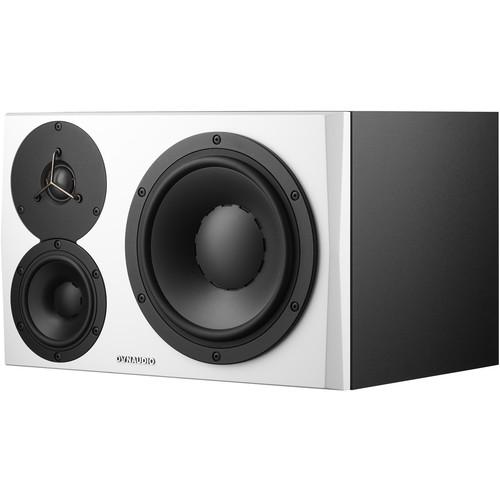 Dynaudio Acoustics LYD 48 - 3-Way Nearfield Speaker Monitor (Left, White)