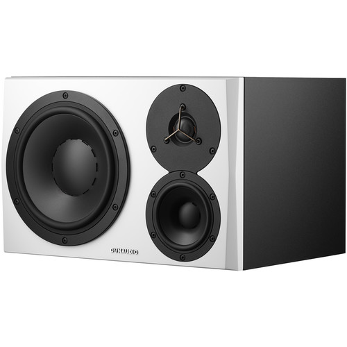 Dynaudio Acoustics LYD 48 - 3-Way Nearfield Speaker Monitor (Right, White)