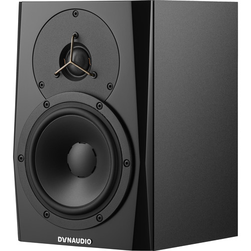 "Dynaudio Acoustics LYD 5 Nearfield 5"" Speaker Monitor (Single, Black)"