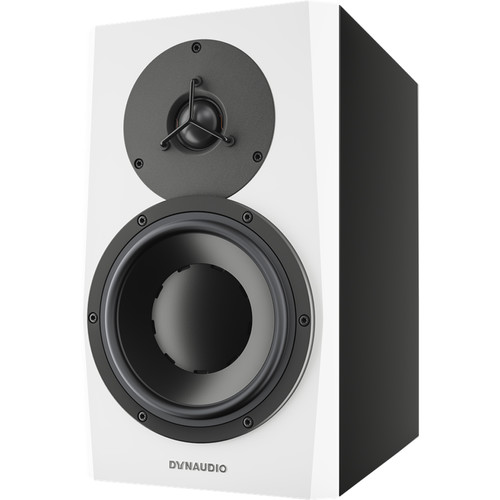 "Dynaudio Acoustics LYD 7 Nearfield 7"" Speaker Monitor (Single, White)"