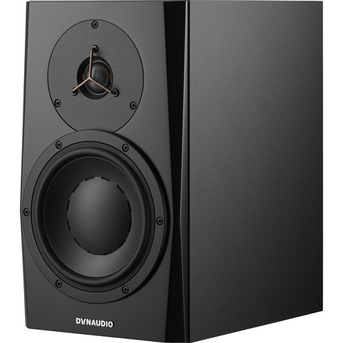 "Dynaudio Acoustics LYD 7 Nearfield 7"" Speaker Monitor (Single, Black)"