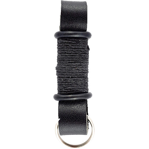 E3Supply Moto Keychain (Black / Black)