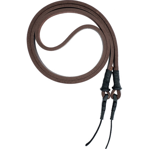 "E3Supply 42"" Camera Neck Strap with Quick Release (Brown/Black)"