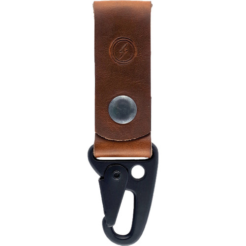 E3Supply Tactical Keychain (Horween Brown)