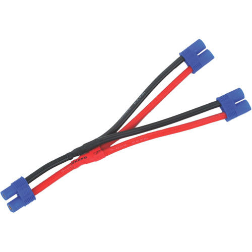 E-flite EC3 Battery Parallel Y-Harness (13 AWG)