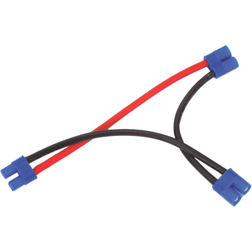 """E-flite EC3 Device Connector with 4"""" Wire (16 AWG)"""