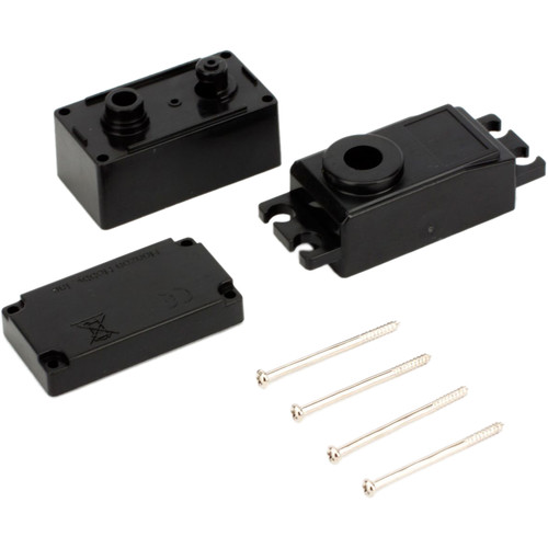 E-flite Case Set for 26g Digital MG Mini Servo