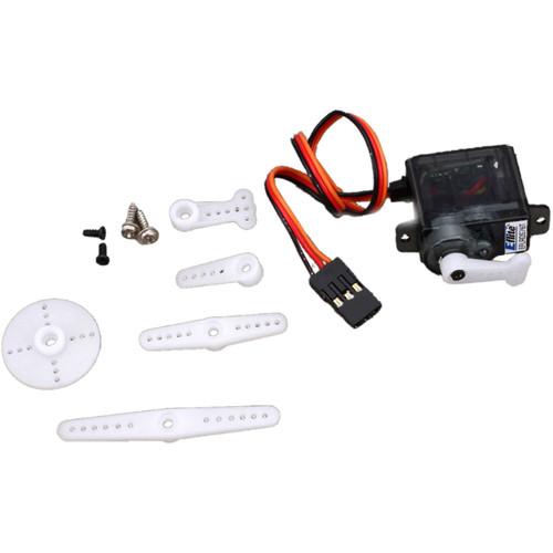 E-flite Sub-Micro Digital Tail Servo for Blade 300 and 450 Helis (7.6g)