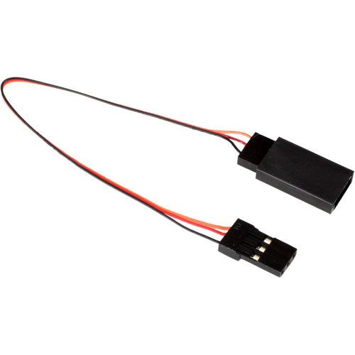 """E-flite Lightweight Extension Cable for Common Receiver and Servo Brands (6"""")"""