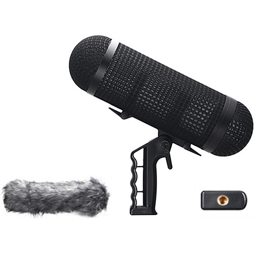 E-Image Blimp Windshield and Suspension System for Shotgun Microphones (Small)
