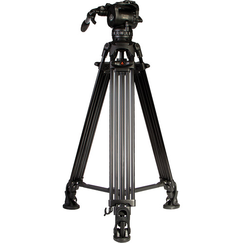 E-Image EG10A2 2-Stage Aluminum Tripod with GH10 Head