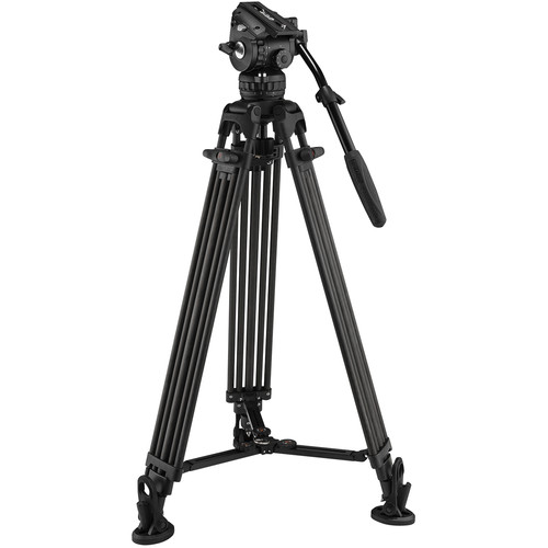 E-Image GH06 Head with 2-Stage Carbon Fiber Tripod Legs