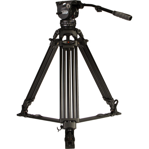 E-Image 2-Stage Aluminum Tripod with GH15 Head