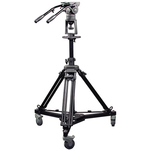 E-Image EI-7902-A Pedestal Kit with Head & Dolly
