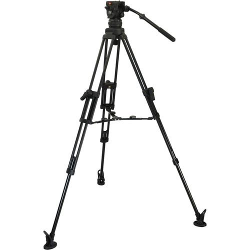 E-Image E-Image EK632AM Fluid Drag Video Head & Tripod Legs