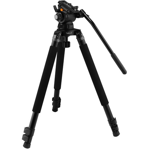 E-Image 760AT Aluminum Tripod with GH03 Head
